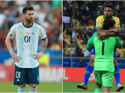 Brazil vs Argentina: Team of Lionel Messi to perform better?