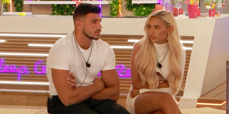 Love Island's Joe Garratt lashes out