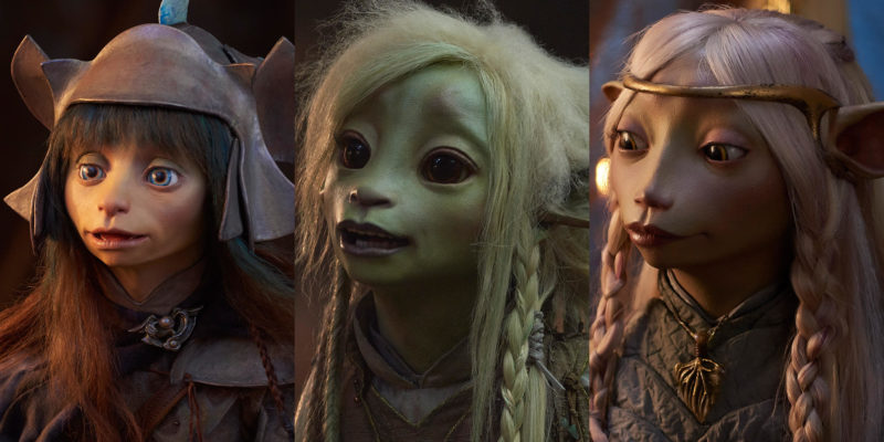 Netflix has released a new poster for Dark Crystal: Age Of Resistance
