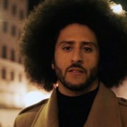NFL quarterback Kaepernick Nike commercial nominated for Emmy