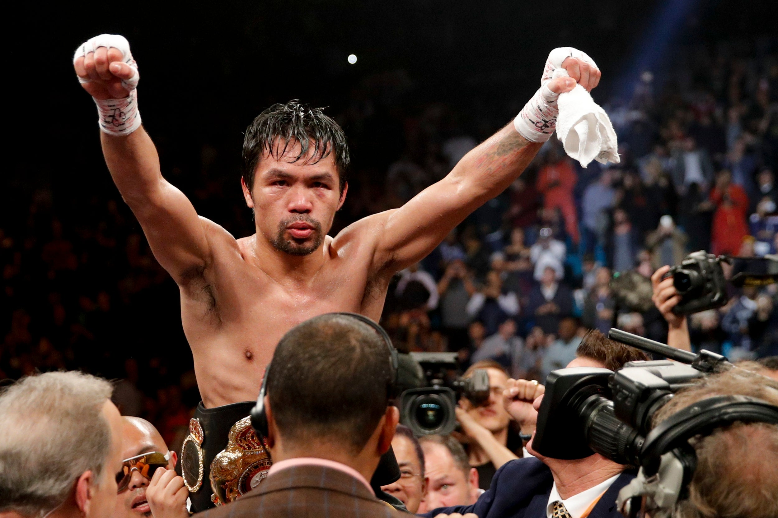 Manny Pacquiao vs Keith Thurman - Odds, Schedule and streaming options