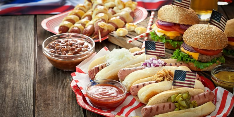 Meet the 5 times winner of Independence Day burger eating contest