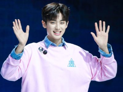 Produce x 101 singer Kim Min Gyu quits singing to enjoy vacations