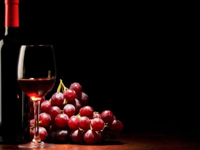 Resveratrol in Red wine cures depression but has other side effects