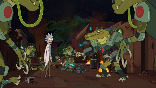 Rick and Morty: New photos from season 4 making fans go crazy