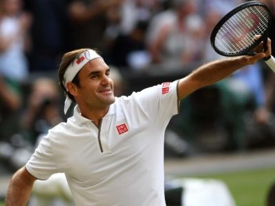 Federer out to grab 9th Wimbledon title after overcoming Nadal
