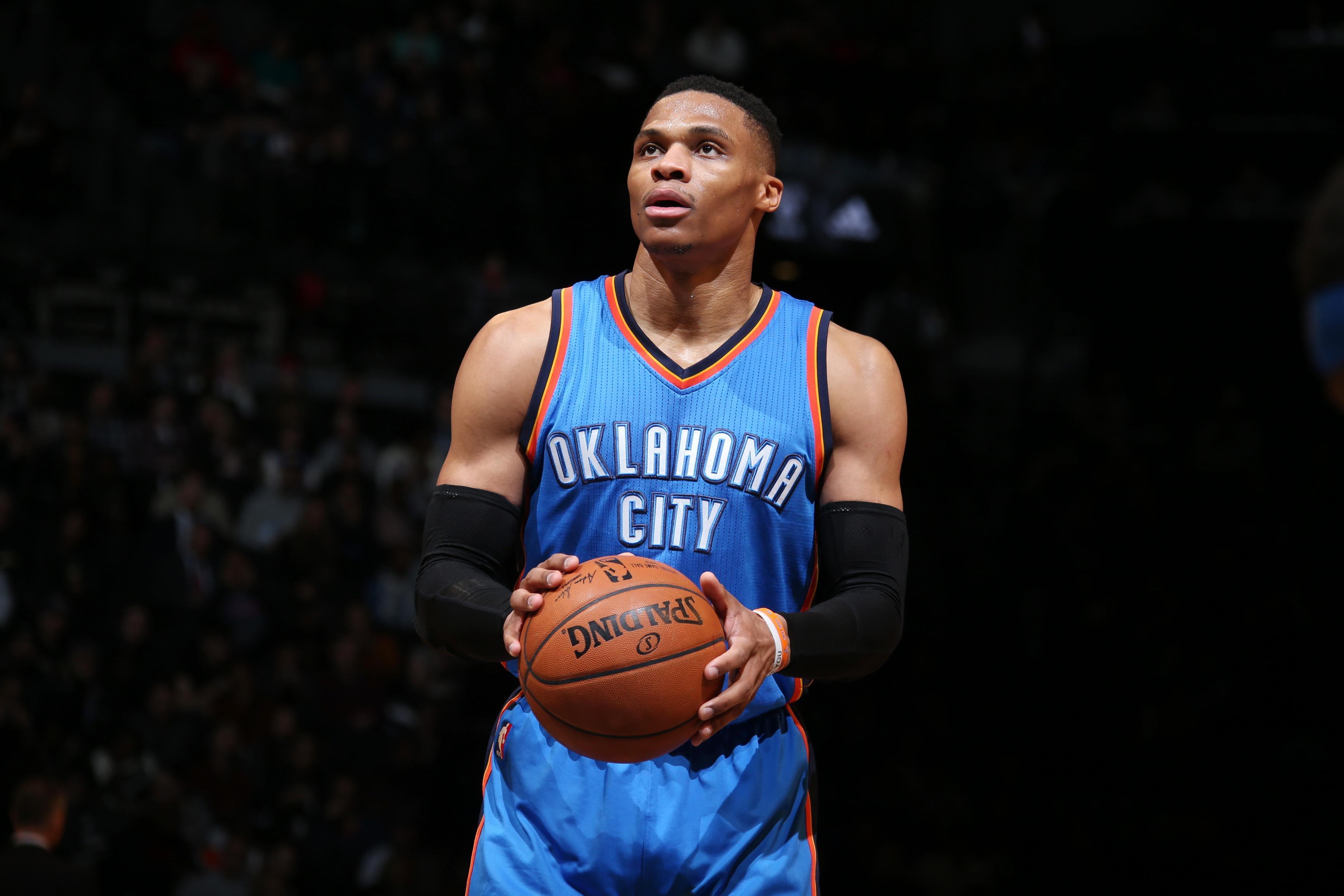Is Westbrook a bane for Thunder despite heroics ?