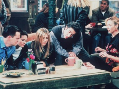 FRIENDS to celebrate 25th anniversary via a new start in New York