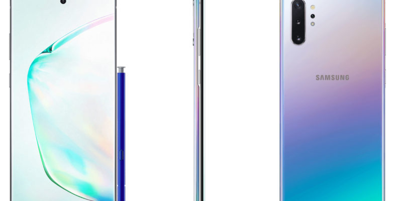 Samsung Galaxy Note 10+ and Samsung Watch Active 2 have been leaked