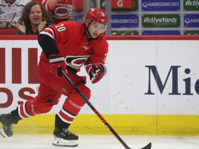 Sebastian Aho receives a massive offer from Montreal Canadiens