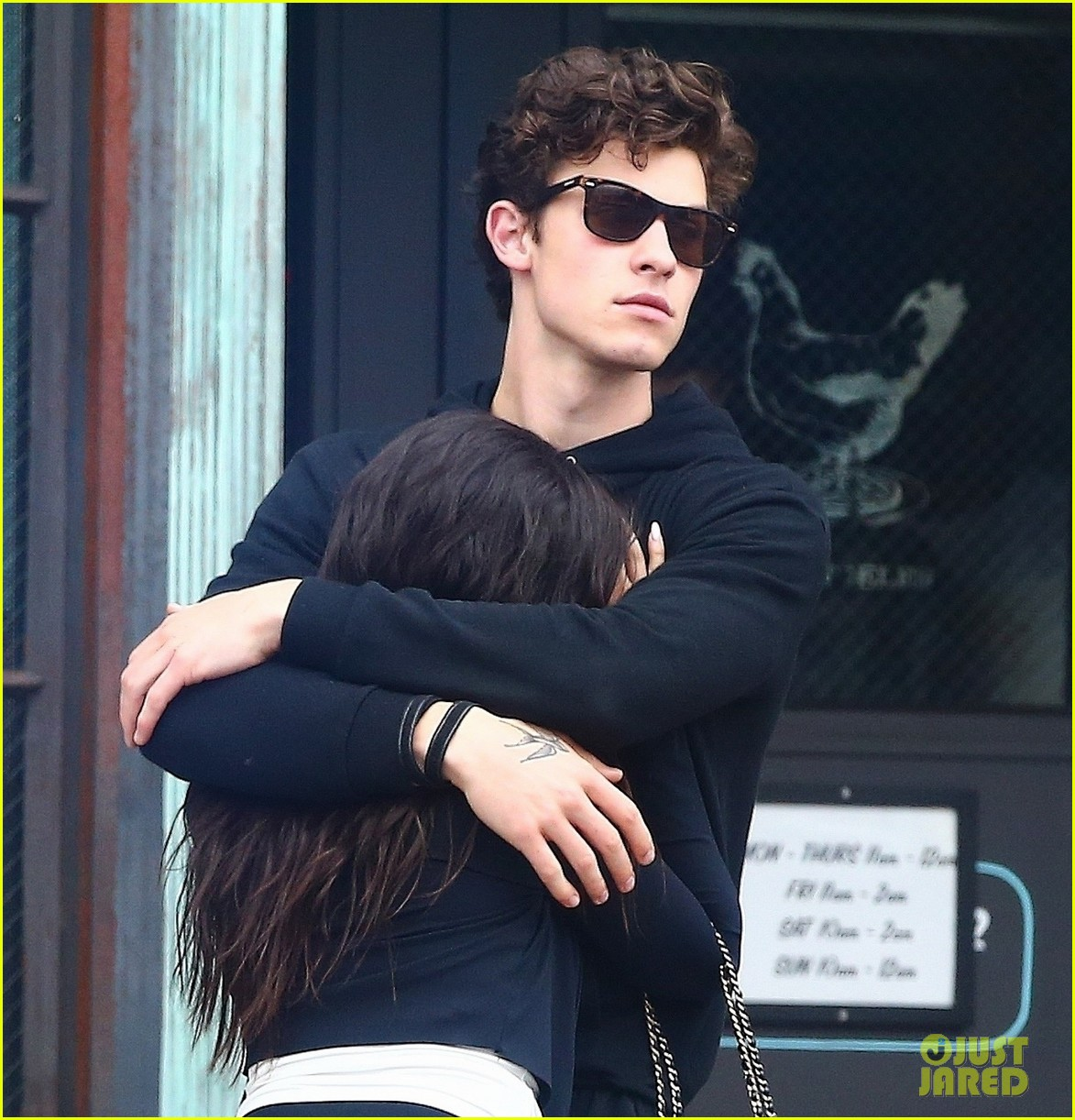 Shawn Mendes & Camila Cabello Hold Hands Amid Dating Rumors
