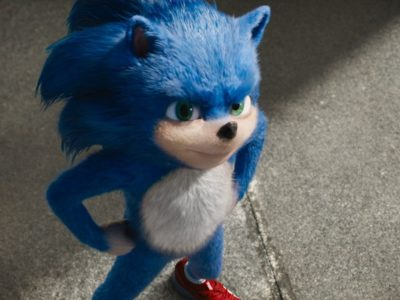 Sonic the hedgehog has been redesigned, but do fans like it?