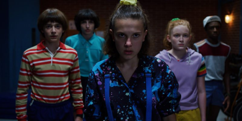 Stranger Things Season 3 is out now on Netflix