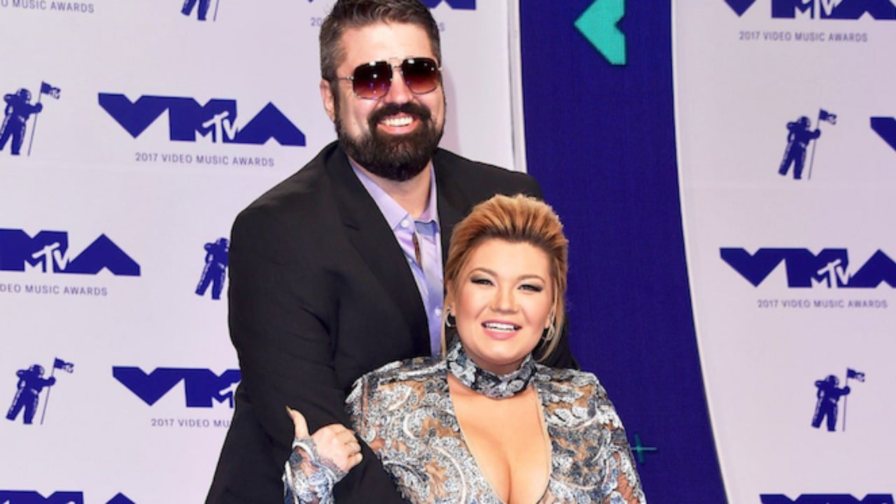 'Teen Mom' Fame Amber Portwood booked for Domestic Violence