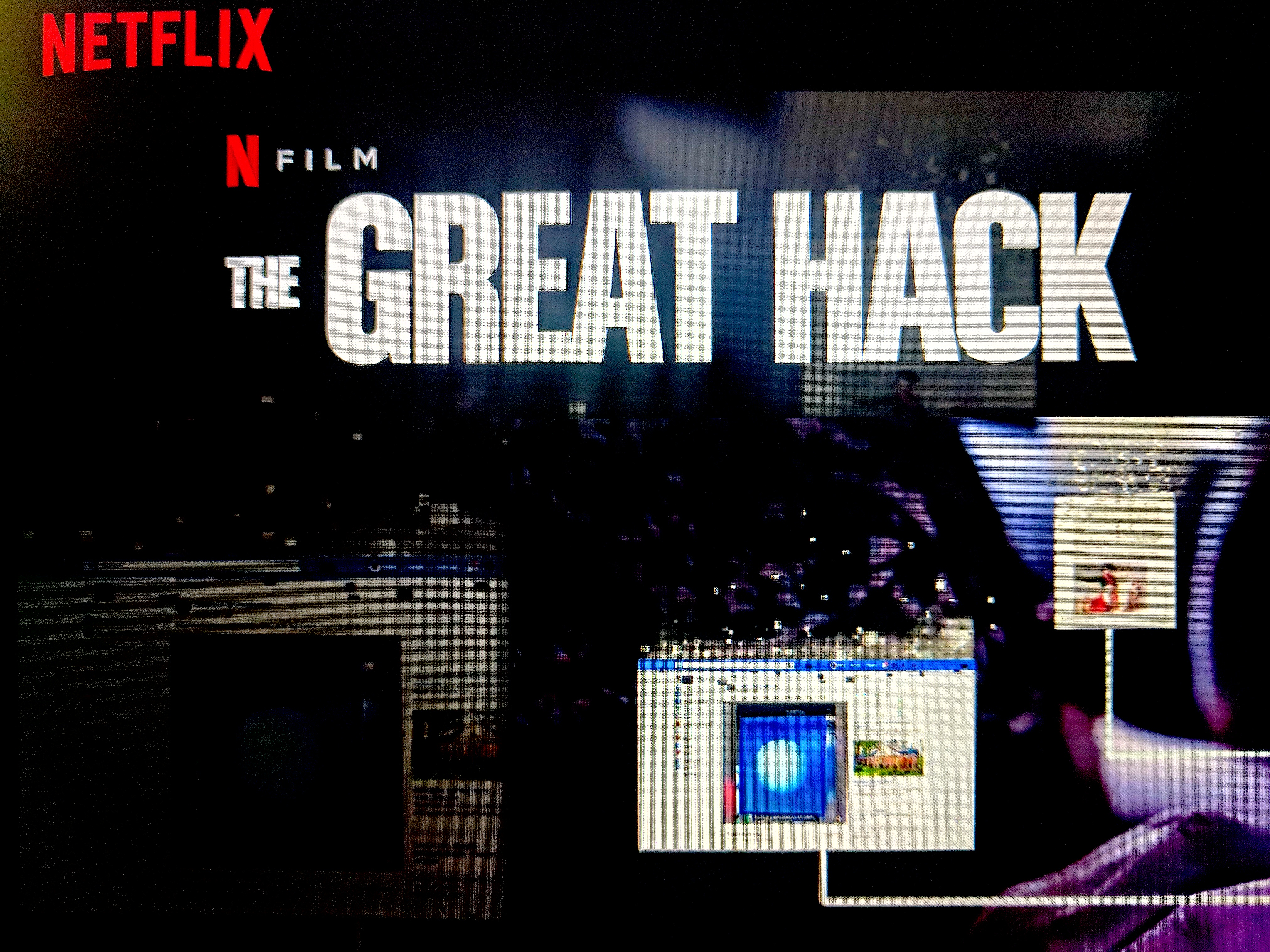 The Great Hack Netflix: Release date, cast and story
