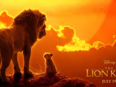 The Lion King star cast photo released by Disney