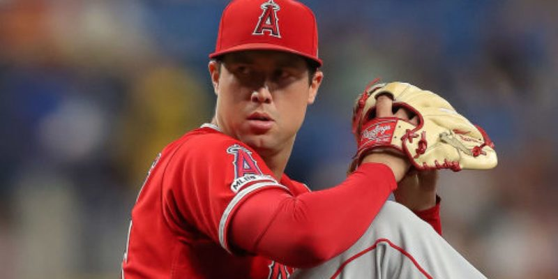 Tyler Skaggs, the pitcher for Angels dies in his hotel room