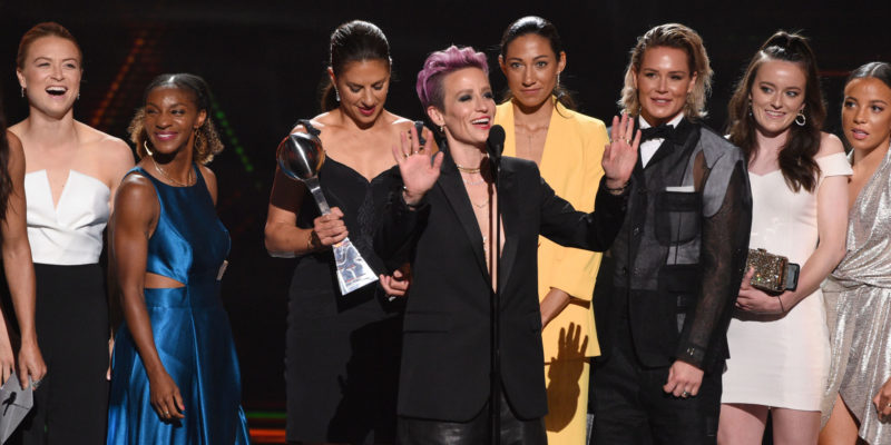 ESPY Awards 2019 : Who grabbed what ?