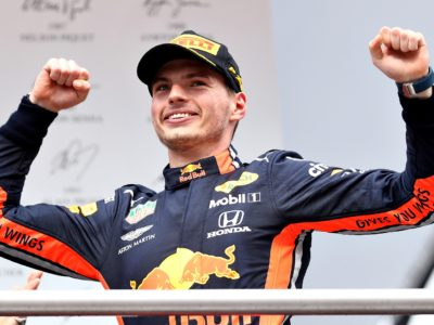 Formula 1: Max Verstappen wins German GP with no mercedes near the podium
