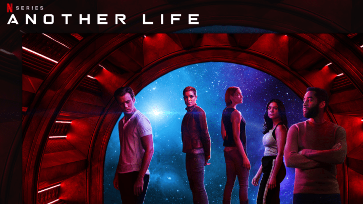 """Another life"" - If science fiction doesn't kill you, good news! You got a Netflix to chill"