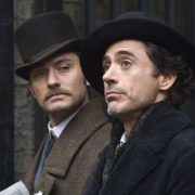 Sherlock Holmes 3 is under production
