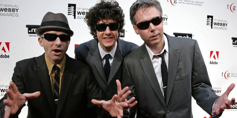 Beastie Boys and Adidas collab for a sneaker