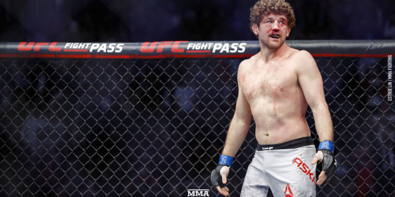 UFC might give Ben Askren another opportunity in September