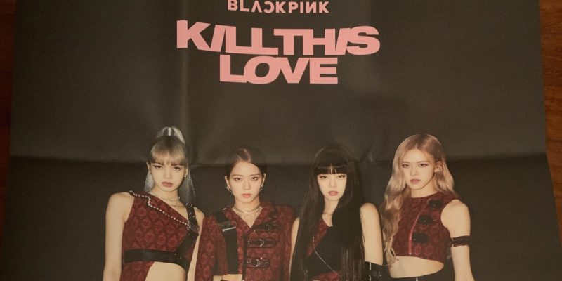 "BLACKPINK rolling out the Japanese version of ""Kill this love"""