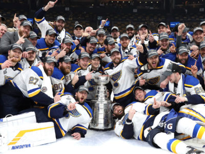Relive the Blues historic Stanley Cup win with this movie releasing next week
