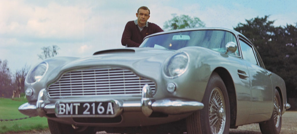 Silverstone Grand Prix is celebrating 1007th race to tribute James Bond