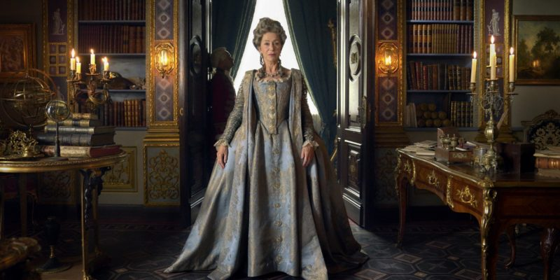 'Catherine The Great' Trailer: HBO's Limited Series Stars Helen Mirren The Great