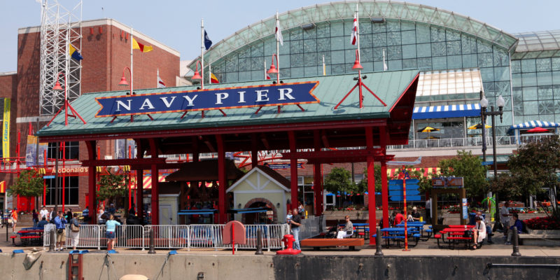 We think we know all about Navy Pier Stampede, do we?