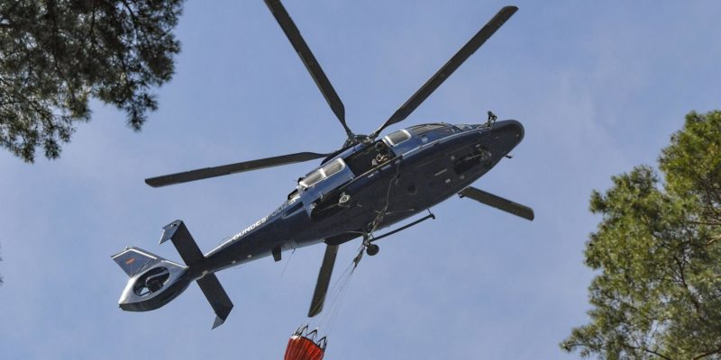 Colombian Bishop to perform exorcism by pouring holy water with a helicopter