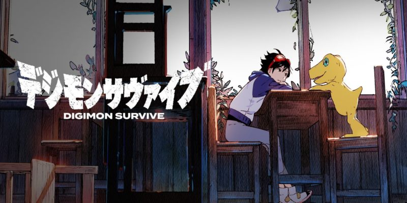 Digimon Survive gets delayed and to be released in 2020