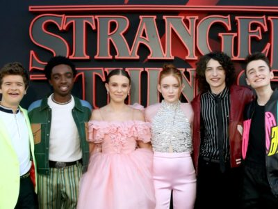 Stranger Things season 3 takes us back to the eighties
