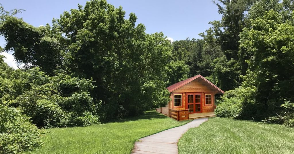 Amazon lets you buy a Tiny Home for less than $20,000 with free shipping