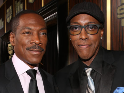 Arsenio Hall back for Coming to America 2