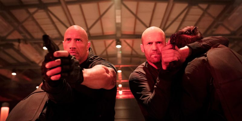 Hobbs and Shaw : These 5 preview clips are INSANE !