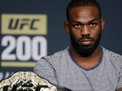 UFC champ Jon Jones in trouble over backdated battery charges