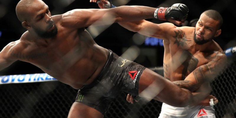 Jon Jones - Thiago Santos rematch is a real possibility now