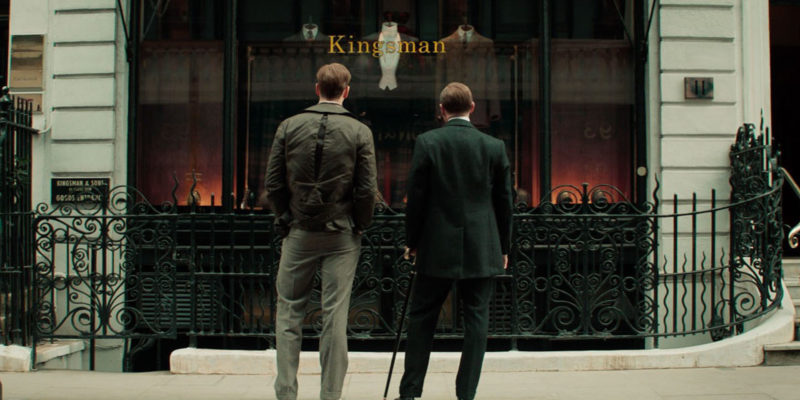 The King's Man trailer just dropped and it's intriguing to watch