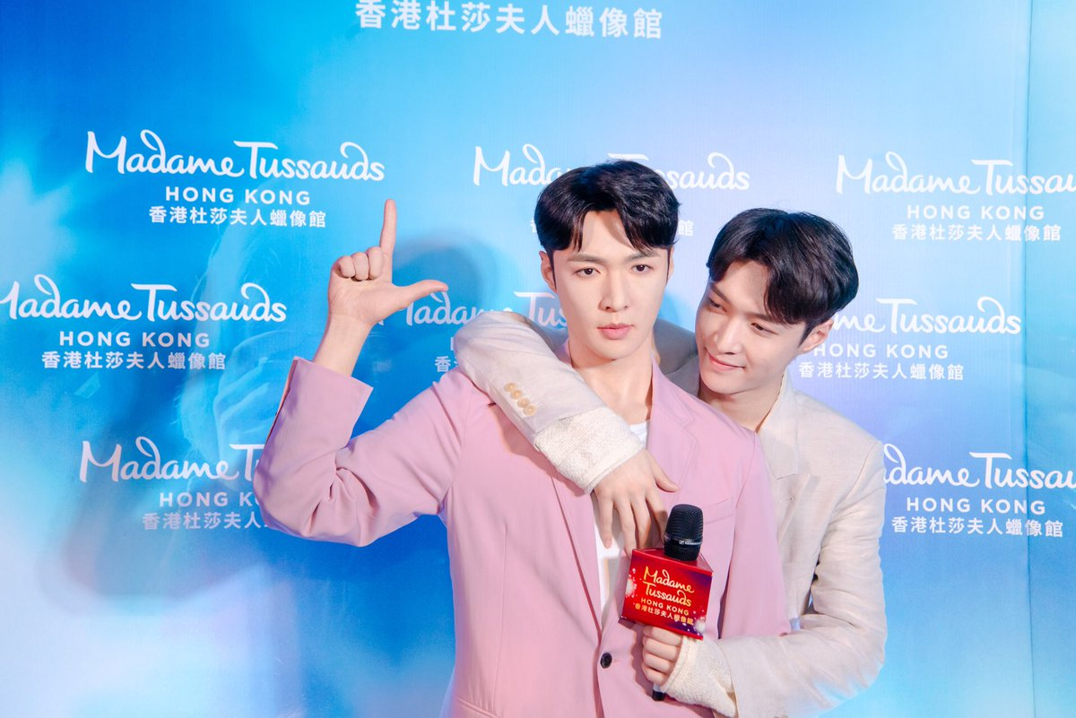 Lay Zhang from EXO to be re-rewarded by Madame Tussaud Beijing