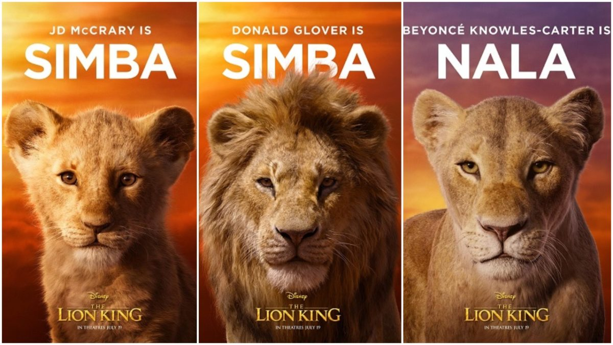 Beyonce releases new single from The Lion King