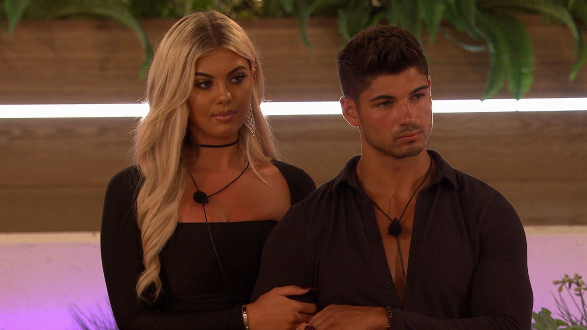 Love Island contestant Anton Danyluk responds to fans asking of his disappearance on one of the episodes earlier this month