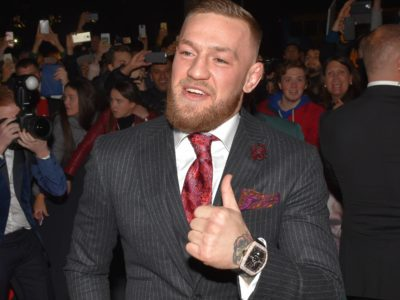 UFC Superstar Connor Mcgregor rises in support of Love Island Season 5 contestants
