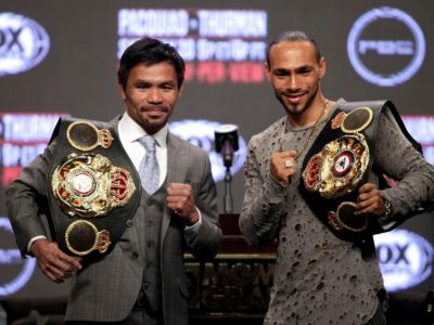 Pacquiao vs Thurman - How much at stake ?