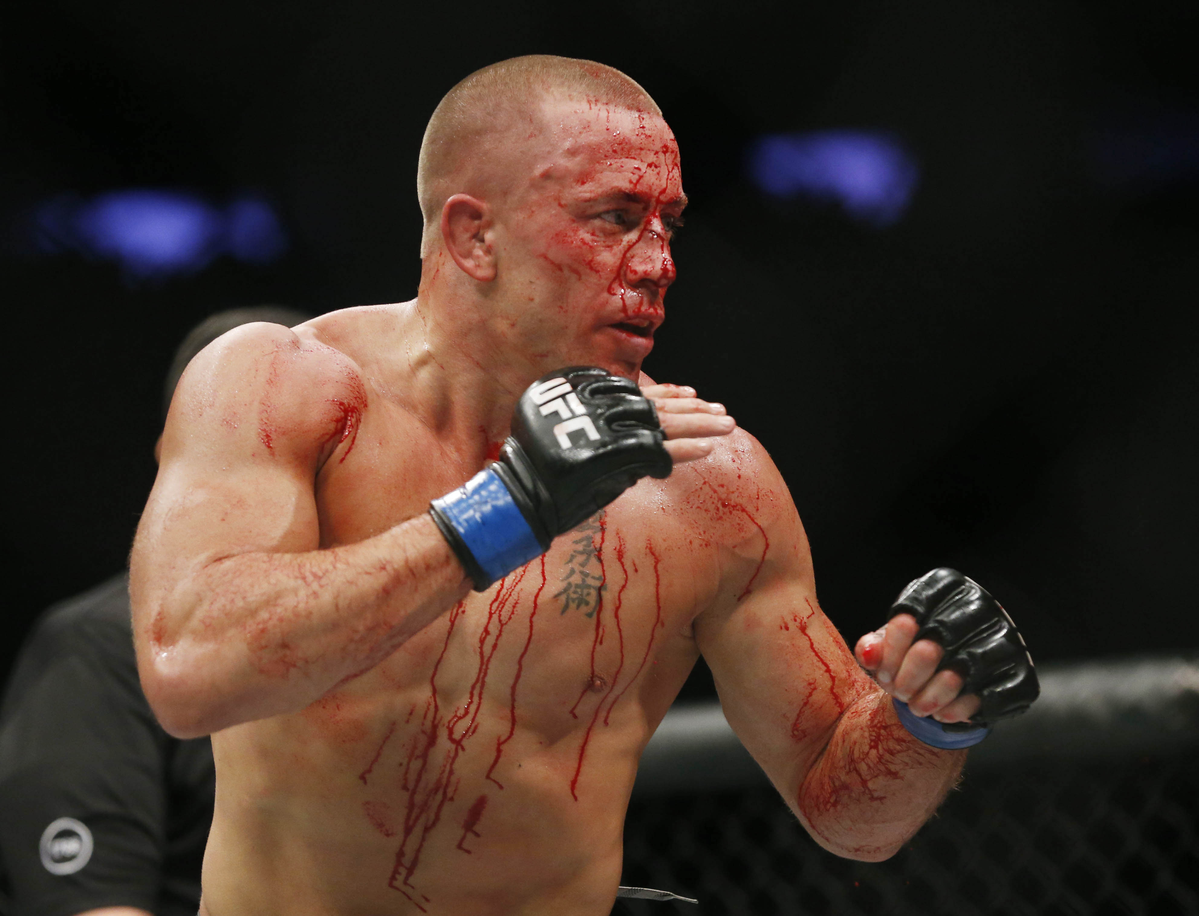 UFC legend George St.Pierre may come out of retirement to fight Khabib !
