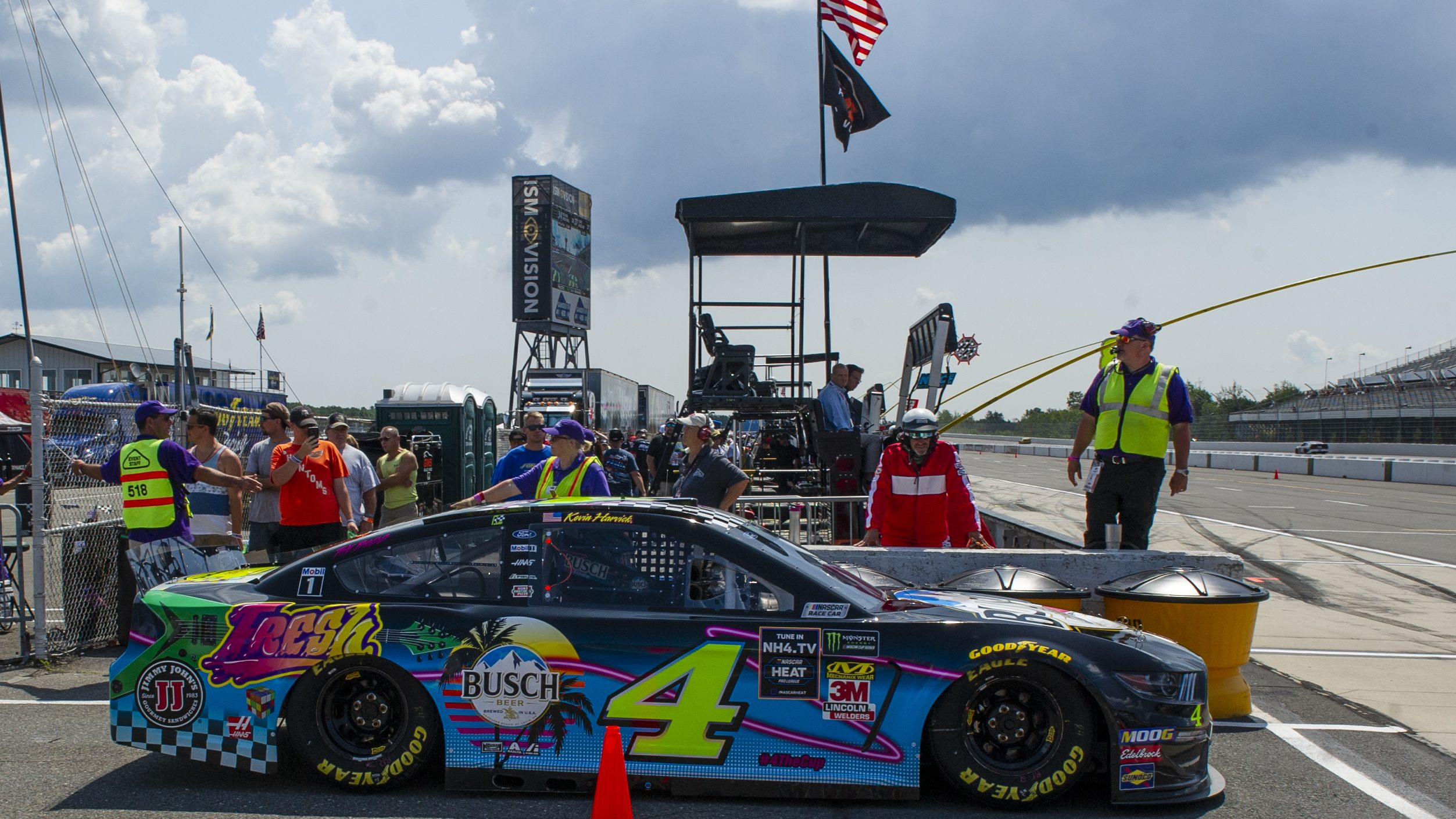 NASCAR Cup Series : Kyle Busch on verge of becoming G.O.A.T at Pocono