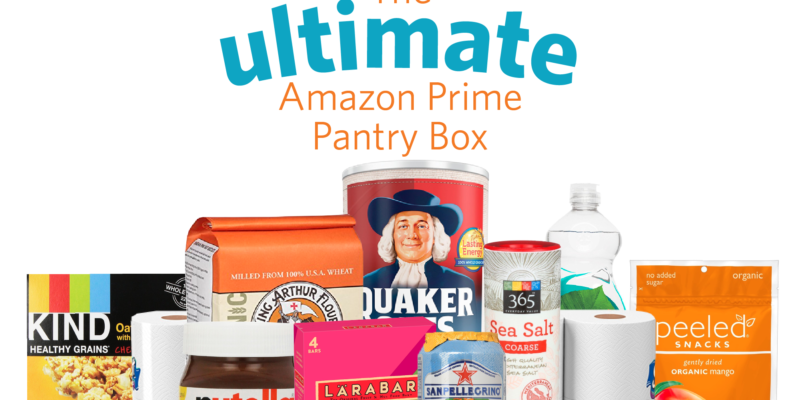 Amazon Prime Pantry subscribers would enjoy great discounts on Prime Day