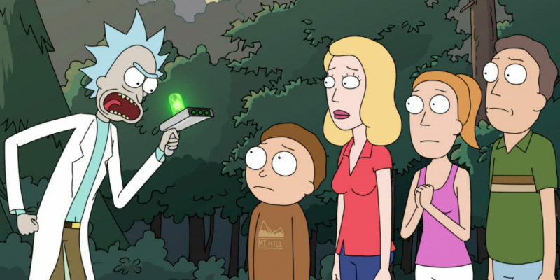 """""""Rick and Morty"""" co-creator gives a chance to be a character in season 4"""